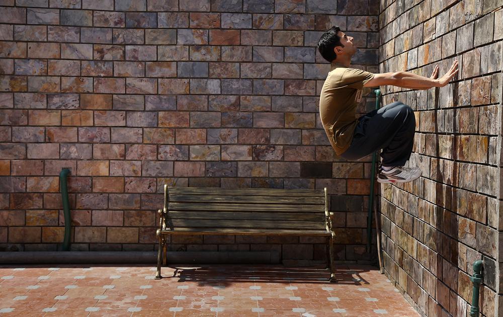 parkour wall flip - photo #37