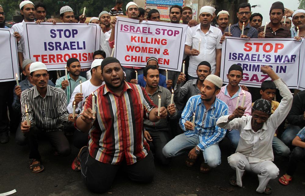 In Pictures: Global Gaza solidarity protests | | Al Jazeera