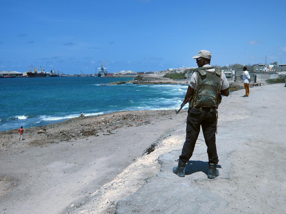 Mogadishu(***)s seaport is representative of much of the embattled city, slowly coming back to life despite security fears.