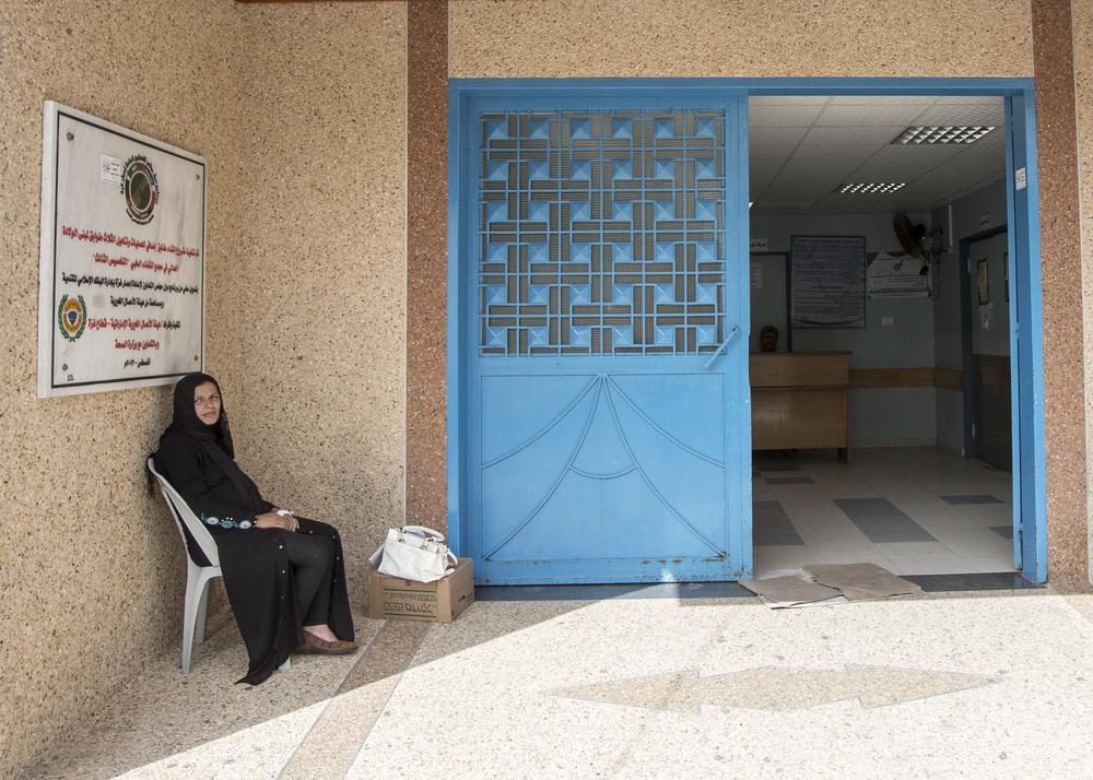 The Shifa hospital maternity unit can expect between 25 to 50 women over a 24-hour period. Medical supplies are now running short due to the ongoing Israeli offesnsive on Gaza.