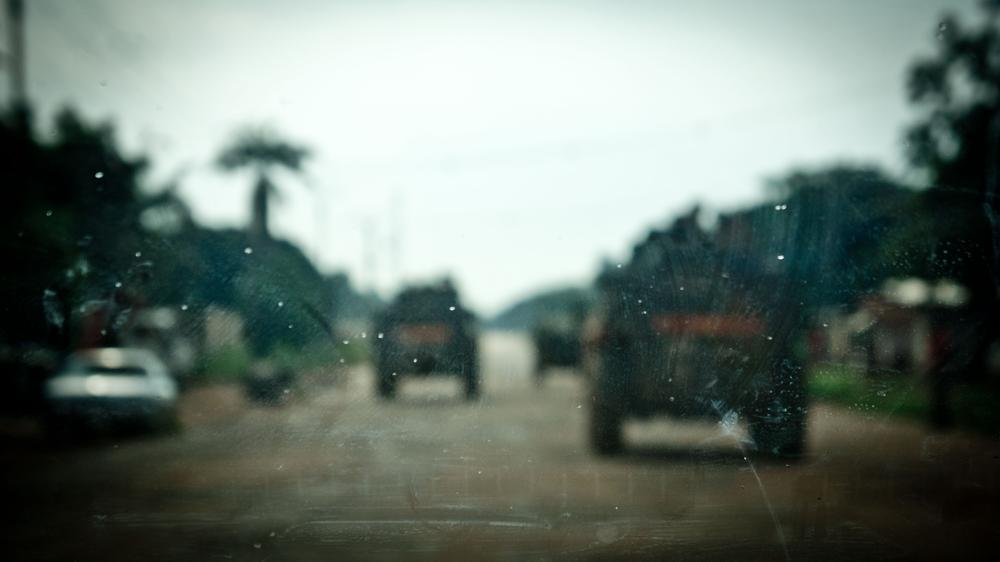 Since June, European Union Force (EUFOR) soldiers have taken over the mission to secure and stabilise Bangui