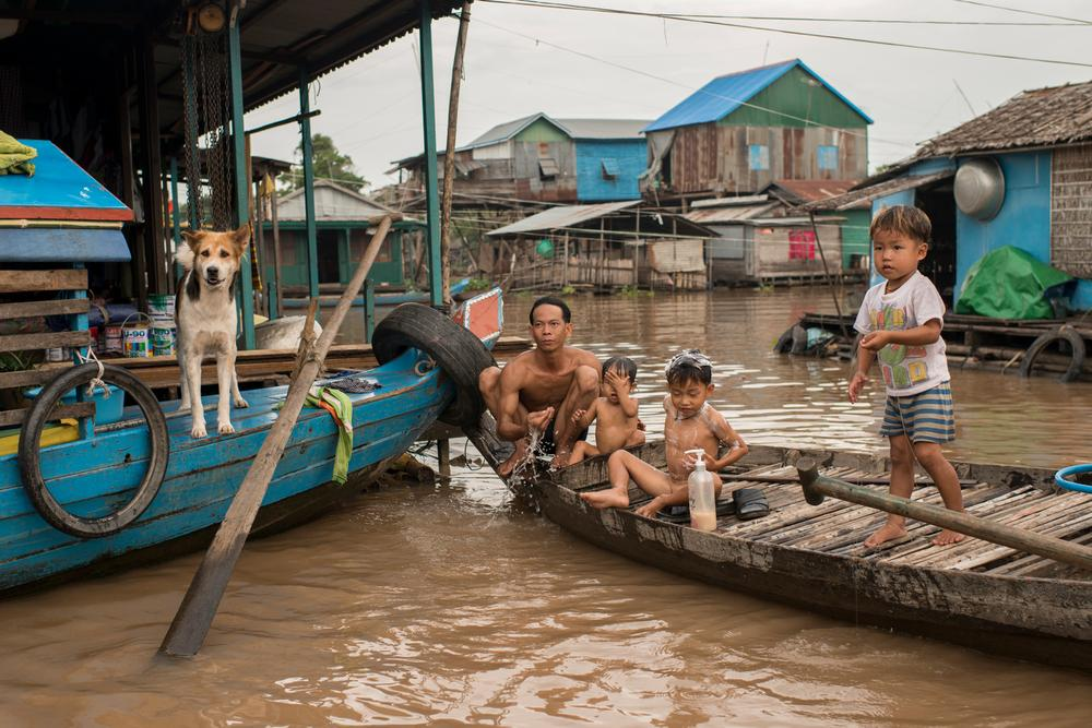 In Pictures: Cambodia\'s floating villages | | Al Jazeera
