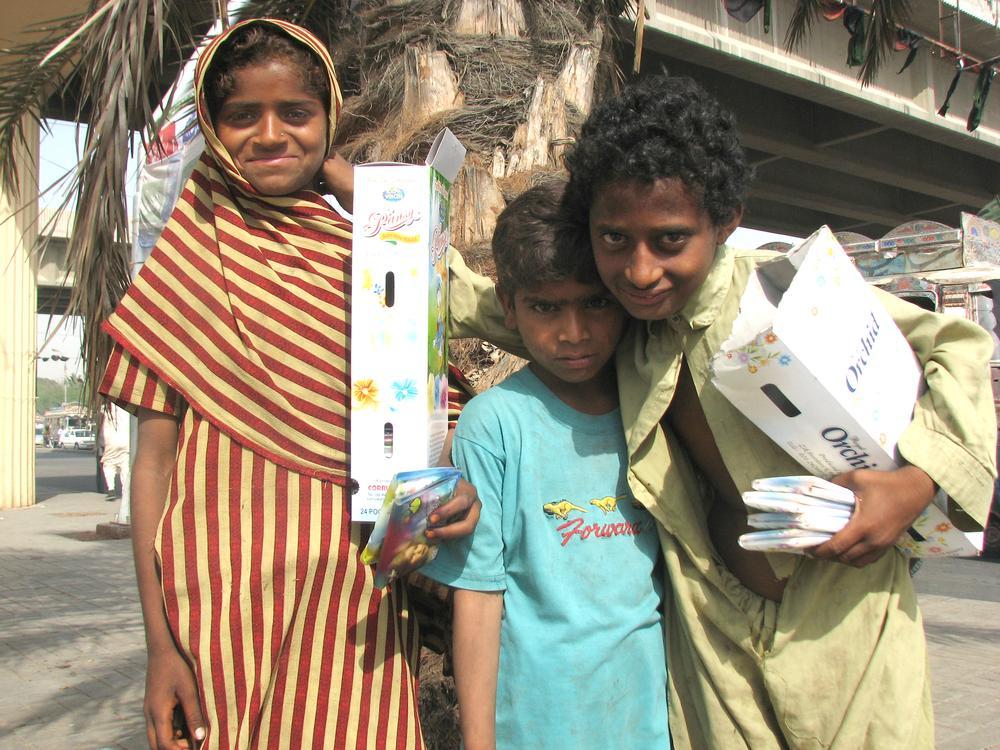 245 words essay on Street Beggars for kids
