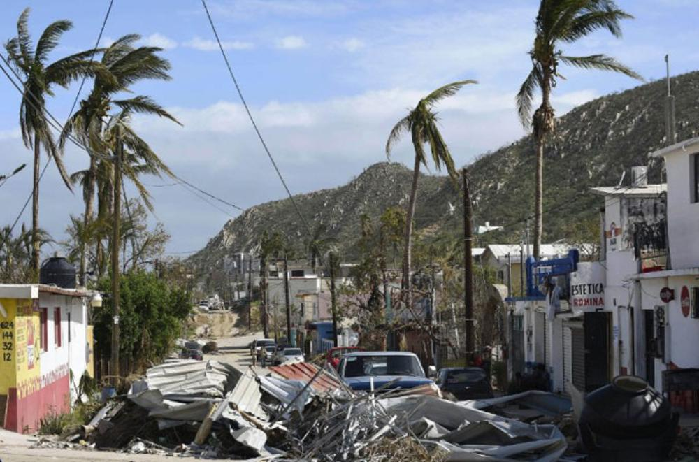 Mexico\(***)s western state of Baja California is still trying to recover from the damage inflicted by Hurricane Odile.