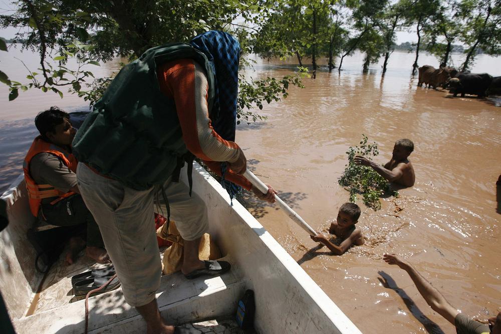 Jammu & Kashmir Flood Response 2014-15