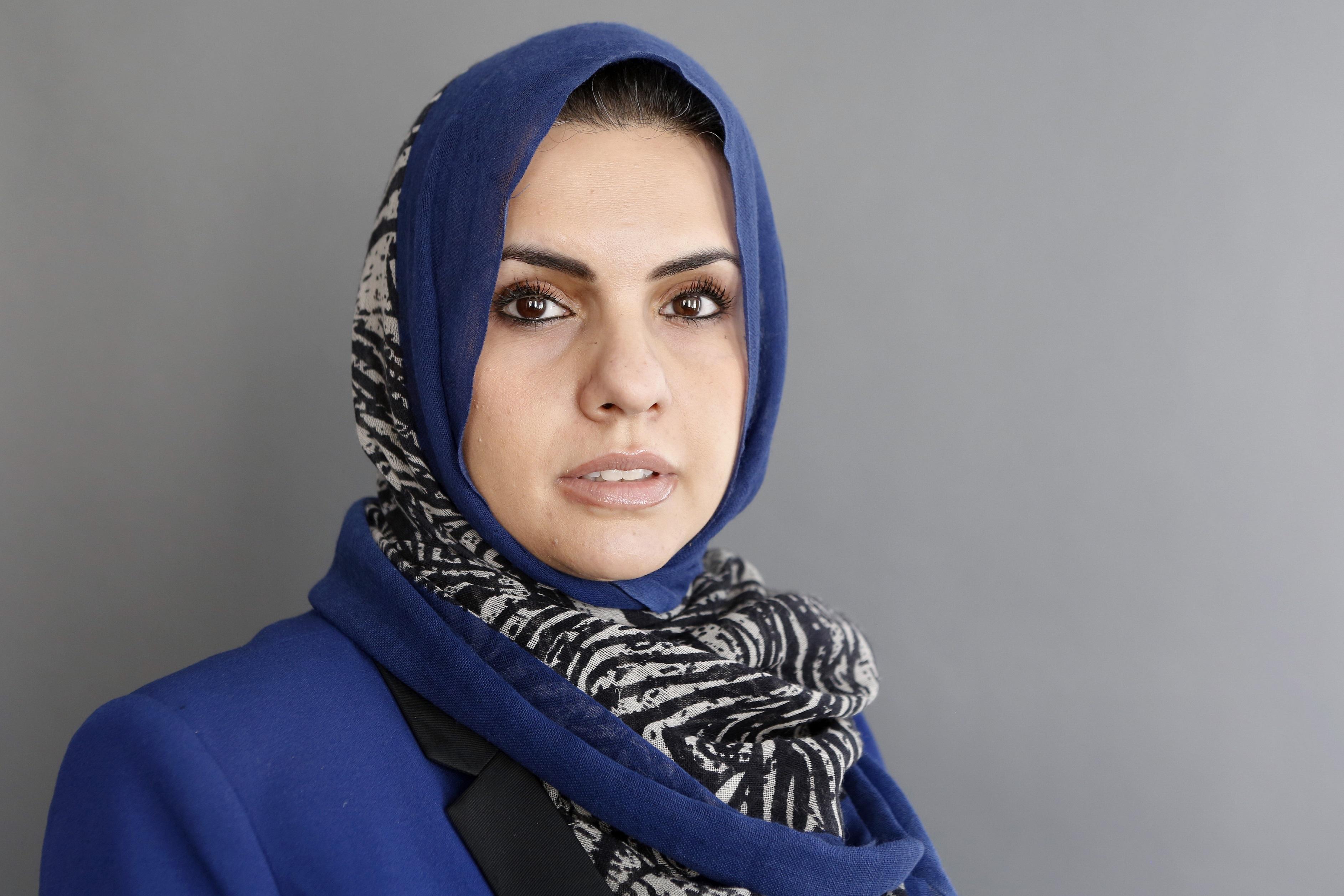 Libyan Activist Zahra Langhi On Feminine Discourse In Political Reconciliation Al Jazeera
