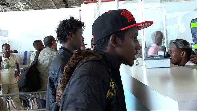 Somali refugees enslaved in Libya return home