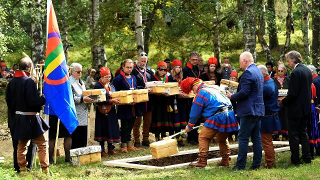 Sweden's indigenous Sami people threatened by climate change