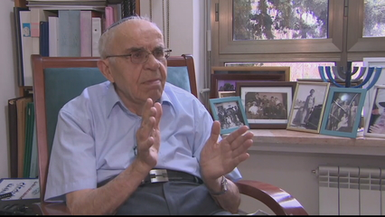Auschwitz survivor recounts horror 75 years after liberation thumbnail