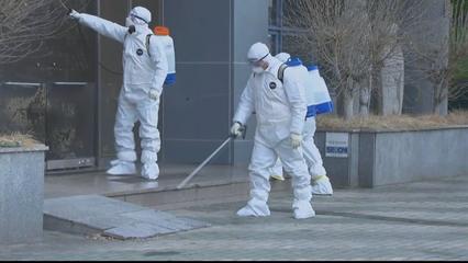 South Korea on alert after first coronavirus death thumbnail
