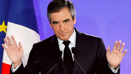Francois Fillon faces corruption charges over 'Penelopegate' thumbnail