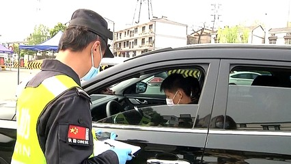 China: Hubei eases restrictions after nearly two months thumbnail