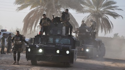 Iraq forces continue fight against ISIL without US air support thumbnail