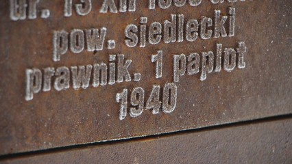 Katyn massacre: Tensions continue between Russia and Poland thumbnail