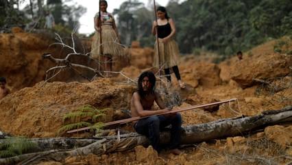 Virus imperils Amazon deforestation, Brazil's indigenous tribes thumbnail