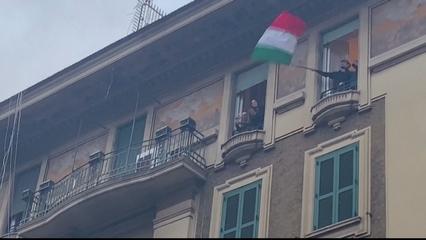 Italians concerned over COVID-19 economic impact thumbnail