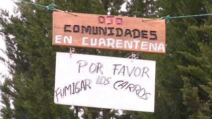 Ecuador: Indigenous community use tradition to keep COVID-19 out thumbnail