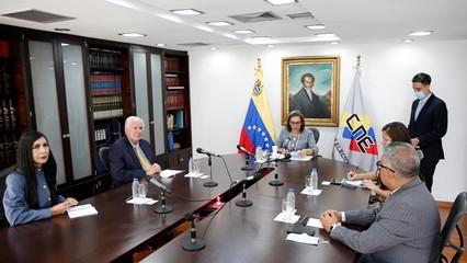 Venezuela electoral board: Council rejected by opposition and US thumbnail