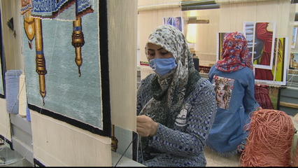 Iraq's traditional crafts at risk of vanishing thumbnail