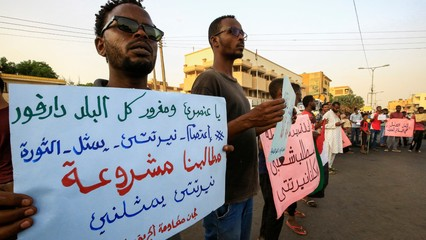 Sudan: Growing protests in opposition to insecurity in central Darfur thumbnail