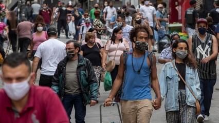 Brazil: Coronavirus restrictions lifted in Rio, Sao Paulo thumbnail