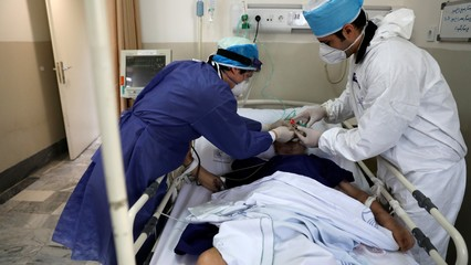 Iran reports highest one-day COVID-19 deaths since outbreak