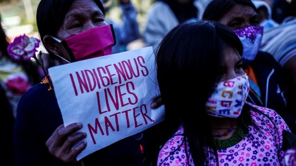 Colombia: Gang rape of Indigenous woman sparks nationwide outrage thumbnail