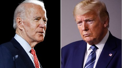 US election campaigns: Biden stays on-line, Trump plans rallies thumbnail