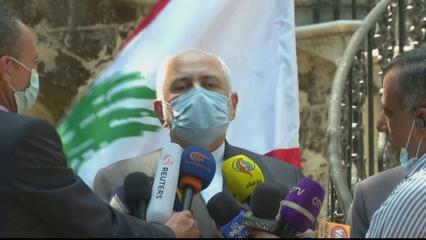 Lebanon aftermath: Iran's Zarif criticises western response thumbnail