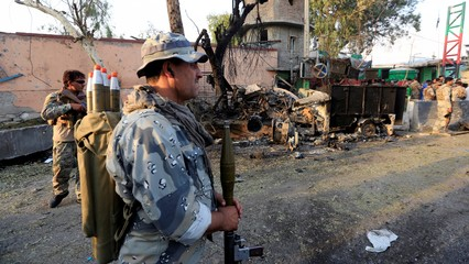 Afghan security forces retake control over Jalalabad prison - aljazeera