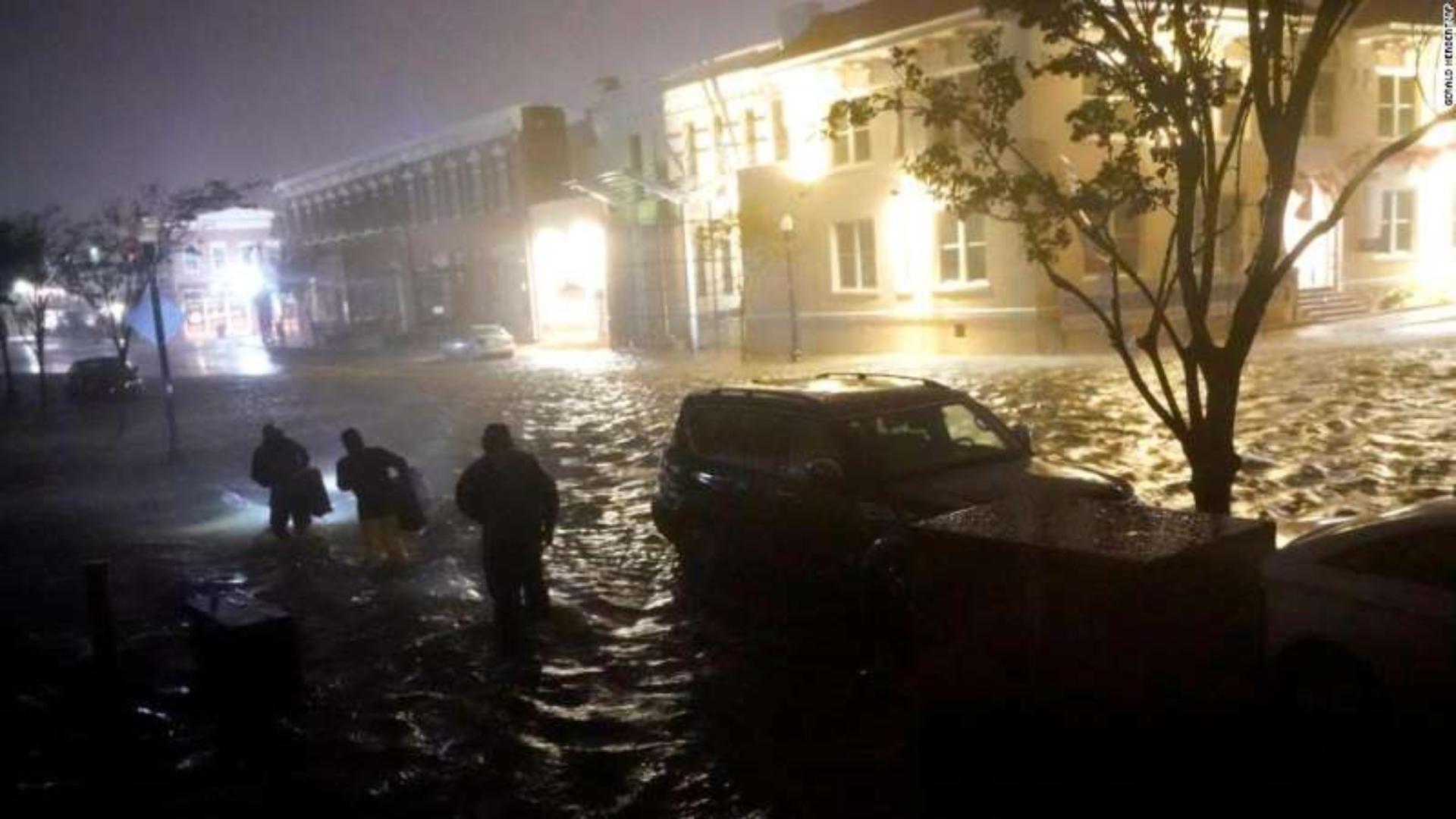 Hurricane Sally unleashes torrential rains in US Gulf coast thumbnail