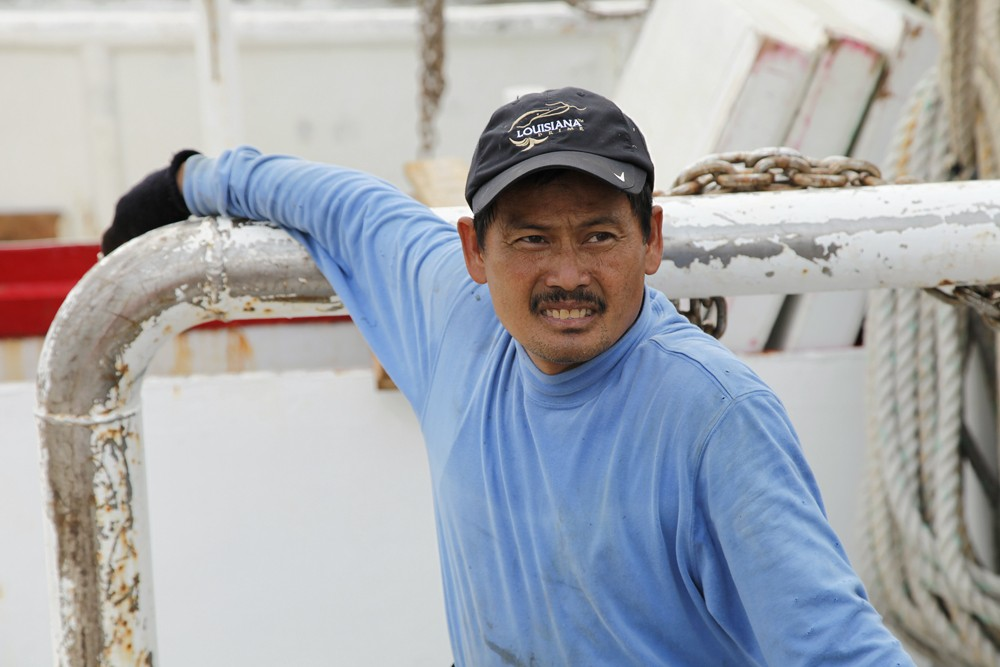 In pictures gulf seafood woes al jazeera for Captain al fishing