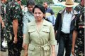 Arroyo asks her security forces to give accurate information
