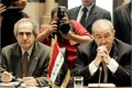 Talk of Israeli agents in Iraq is 'absolutely false', Allawi (R) said
