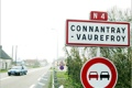 Connantray-Vaurefoy, northern France: Scene of the stand-off