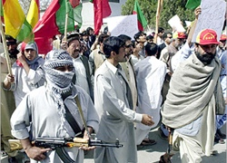 Baluchistan has been the scene of violence in recent months
