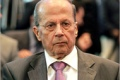 Michel Aoun had been in exile since the Lebanese civil war
