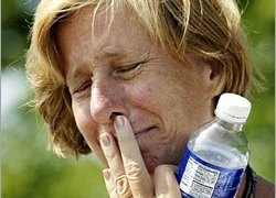 Cindy Sheehan's son Casey was killed in Iraq in 2004