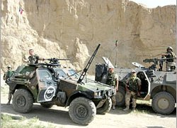 US troops backed Afghan police in the Kandahar operation