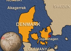 Nearly 150,000 Muslims live in Denmark