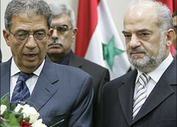 Al-Jaafari (R) has specified 'red lines' for participation