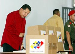 Chavez's party controls 114 of the 167 National Assembly seats