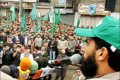 Hamas marked its 18th anniversary in a rally in Gaza City