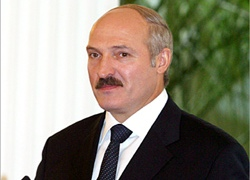 President Alexander Lukashenko is expected to win easily
