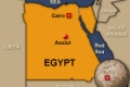 The arrests happened in Assiut, 320km south of capital Cairo