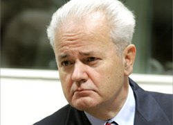 Milosevic died in detention on March 11