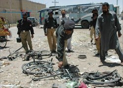 Al-Qaida and Taliban are believed to be behind attacks on police