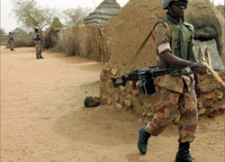 African Union troops will leave Darfur in September