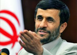 Ahmadinejad said Iran has lost confidence in the UN
