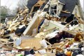 At least 12 people died after tornadoes hit the US in April (file)